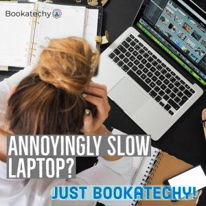 Laptop Repairs at Bookatechy