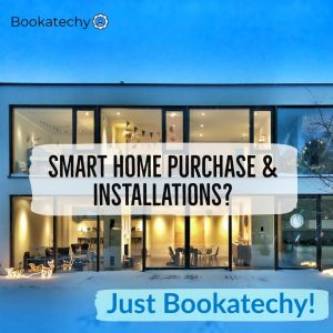Smart Home Installations by Bookatechy